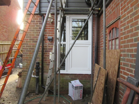 new back door