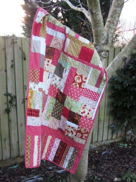 ridge tile quilt