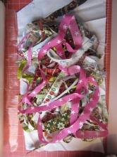 fibre scraps