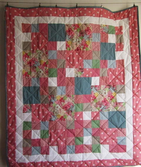 Daisy Quilt by Adaliza