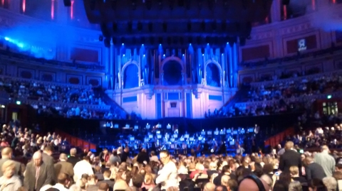 Royal Albert Hall ClassicFM live April 2016