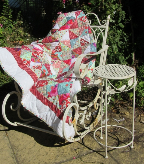 Gypsy Quilt by Adaliza
