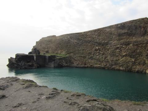 The Blue Lagoon, Abereidy