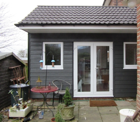 after - new Garden Room